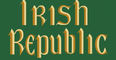 Flag of the Irish Republic